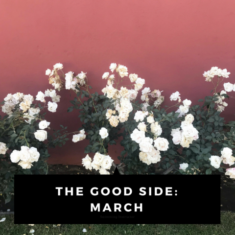 The Good Side: March